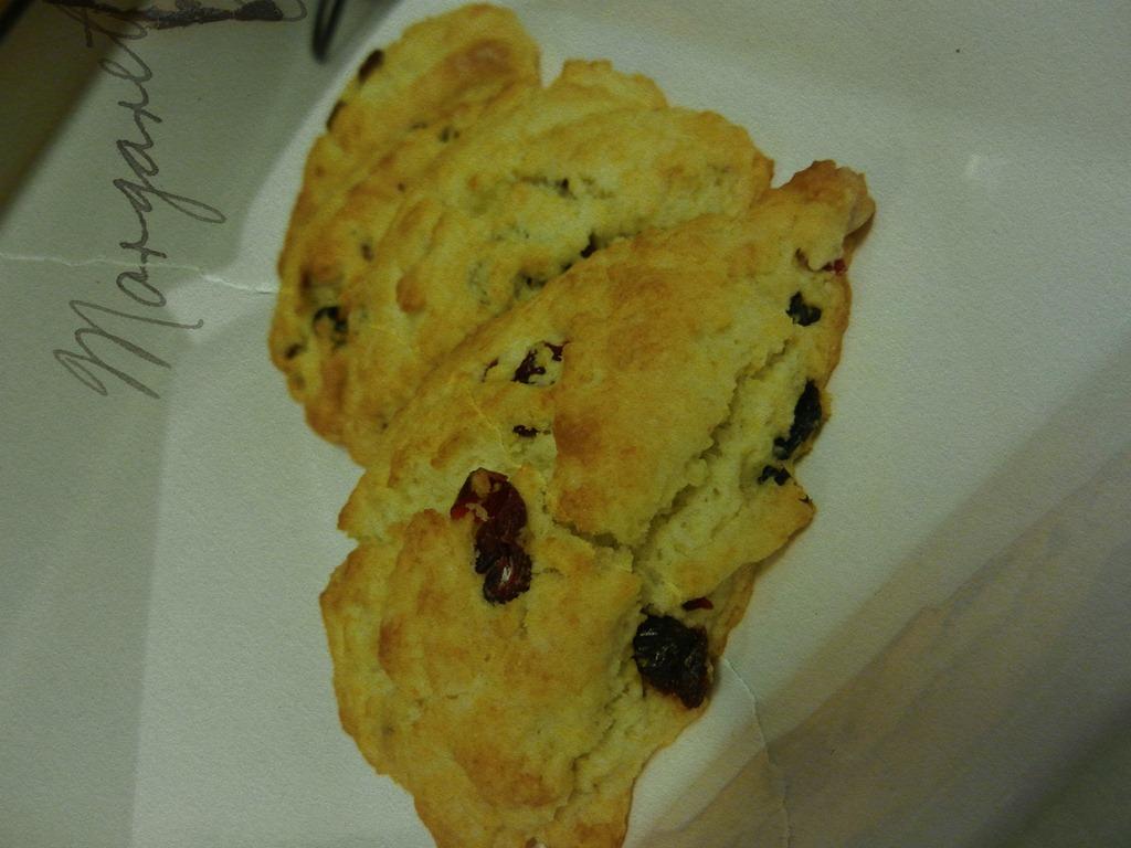 like dreamy cream scones smitten dreamy cream scones my former boss ...